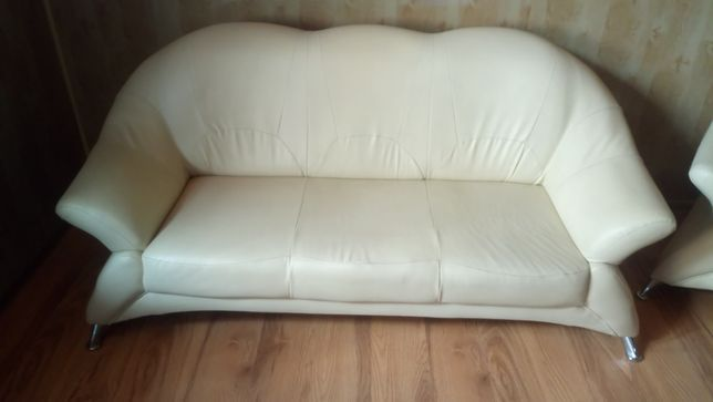 Sofa dwa fotele