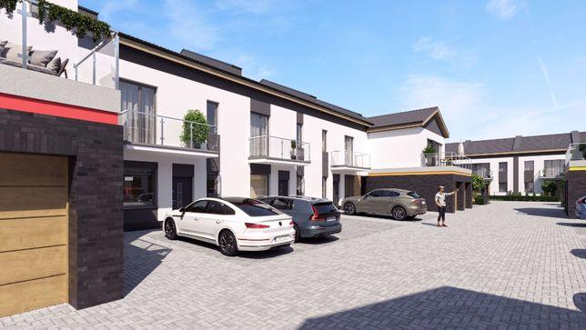 KDM DEWELOPER Osiedle Leszczyce mieszkanie 61 m2 z ogródkiem