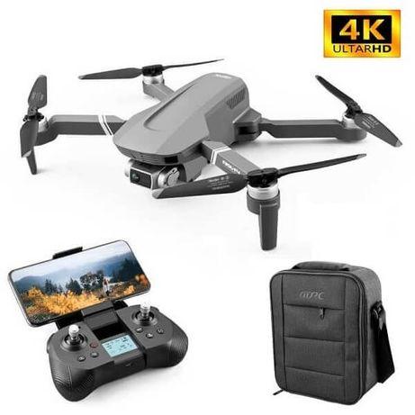 Квадрокоптер 4DRC F4 - дрон с 4K и HD камерами, 5G Wi-Fi, GPS  + Сумка