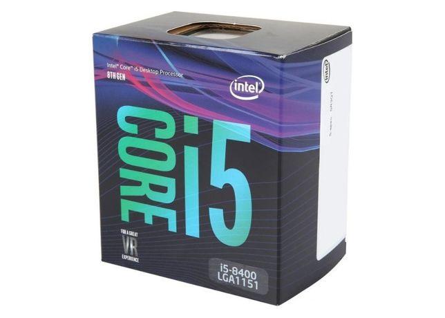 Процессор s1151v2 Intel Core i5-8400 box