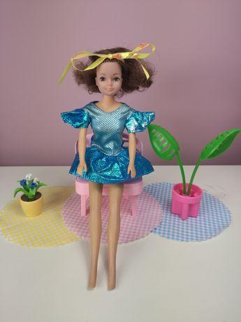 Lalka śliczna Petra Barbie vintage Comtessa Plasty