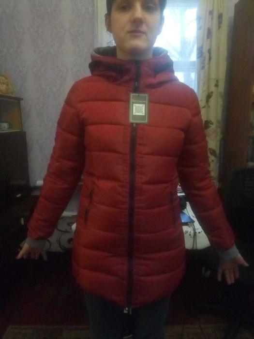 Теплая зимняя куртка Харьков - изображение 1