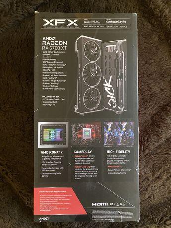 AMD RX 6700 XT SELADA Qick 319 Garantia
