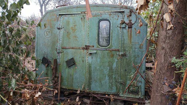 Кунг / вагончик будівельний