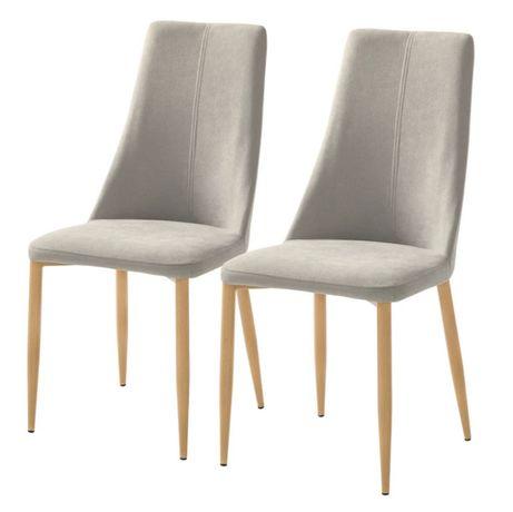 Krzesło tapicerowane do kuchni salonu Unja 2 szt. M014