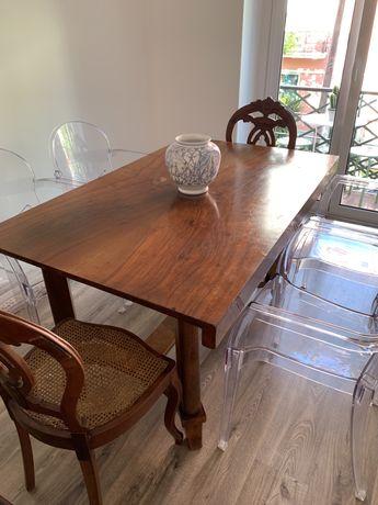 Mesa de jantar, refeicão, vintage (anos60)