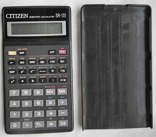 Kalkulator Citizen SR 135