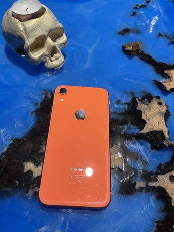 Iphone xr 256gb корал 9+