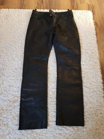 Spodnie skóra Nowe damskie