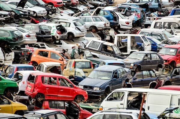 Kasacja pojazdów odbiór od klienta