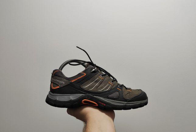 Фирменные трэккинговые кроссовки Salomon Ellipse Peak W