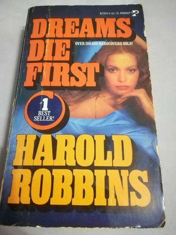 Harold Robbins Dreams die first