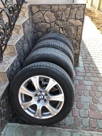 Резина з дисками 255/55/R18 BMW X5