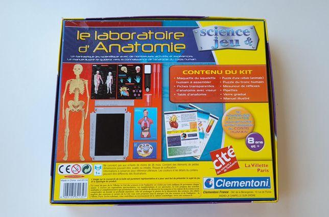 Jogo de ciência , Le laboratoire d'anatomie, em bom estado
