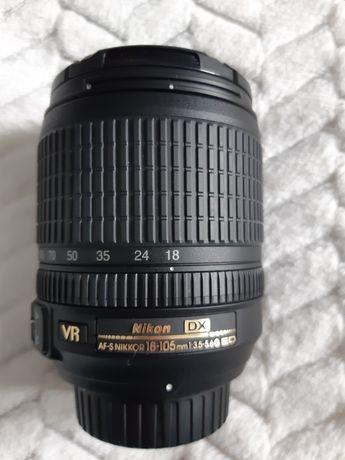 Obiektyw AF-S NIKKOR 18-105 f3,5-5,6G ED VR