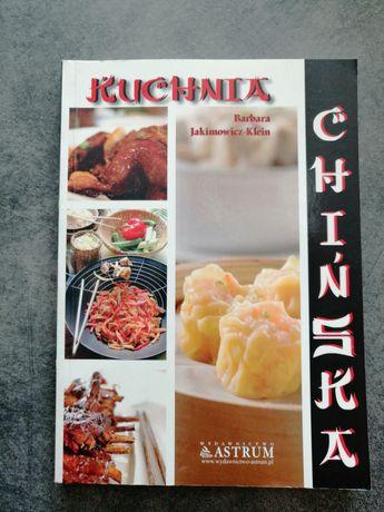 Kuchnia chińska przepisy książka