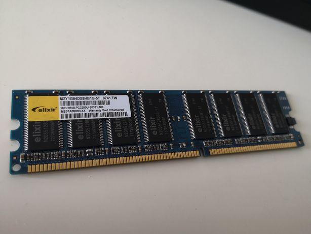 1Gb Memória RAM Elixir PC-3200 (DDR-400)