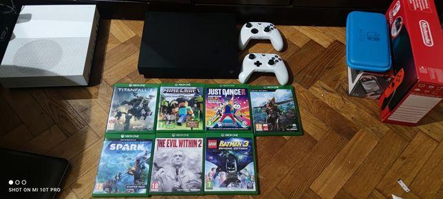 Xbox one X Pady Gry Zamiana Okazja PS4 PS3 Xbox 360 series