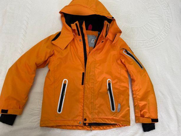 Куртка Reimatec 128 см для подростков с элементами горнолыжной одежды