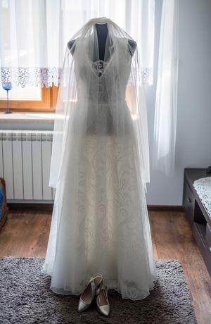 Suknia ślubna Viola Piekut + gratisy