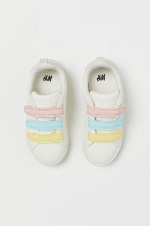 Кеды кроссовки h&m, размер 29