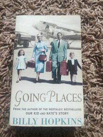 Książka w j. angielskim - Going Palces
