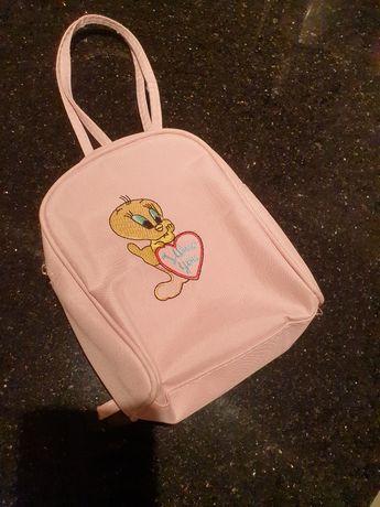 plecak TWEETY bajkowy dla dzieci plecak wycieczkowy mały plecak