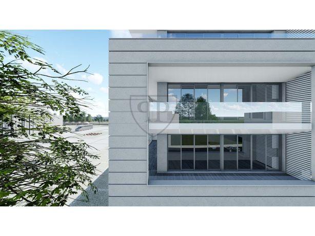 Apartamento T1 vista frontal rio em Belem