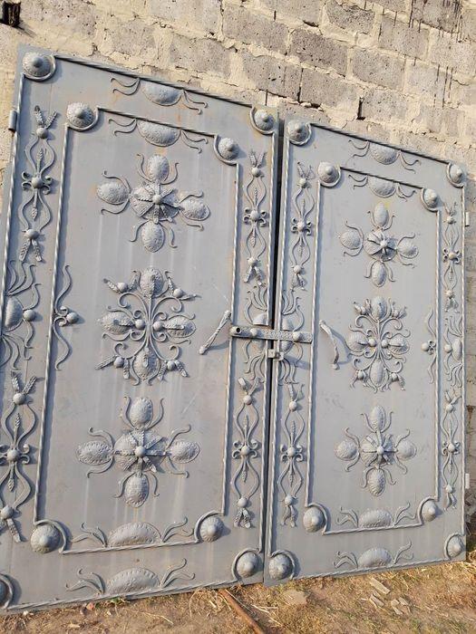 Ворота Кованные Харьков - изображение 1