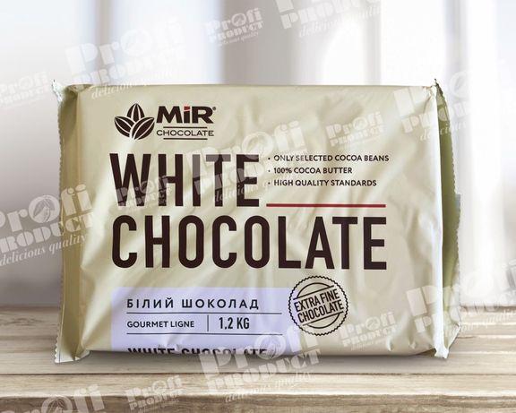 "Белый шоколад, ШК ""Мир"", 1.2 кг."