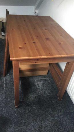 Mesa extensível com 4 cadeiras Quase novo