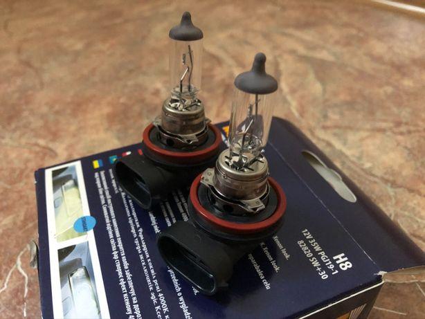 """Оригинальные лампы Osram Н8 + лампы """"Маяк"""" H8 (12V, 35W)"""