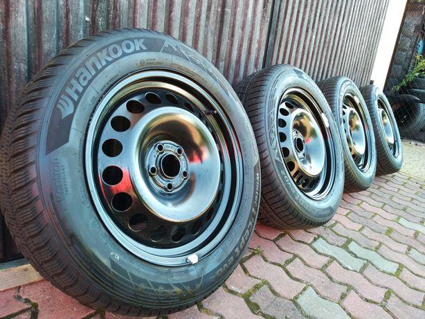 Felgi z oponami zimowymi 215/60R17 Opel Mokka 5x105 CHEVROLET Trax 1