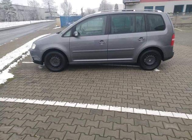 Volkswagen VW Touran 2.0 TDI