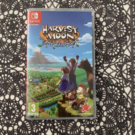Harvest Moon One World gra nintendo switch jak nowa