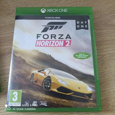 Forza Horizon 2 xbox one PL wersja xbox series lubbinne gry