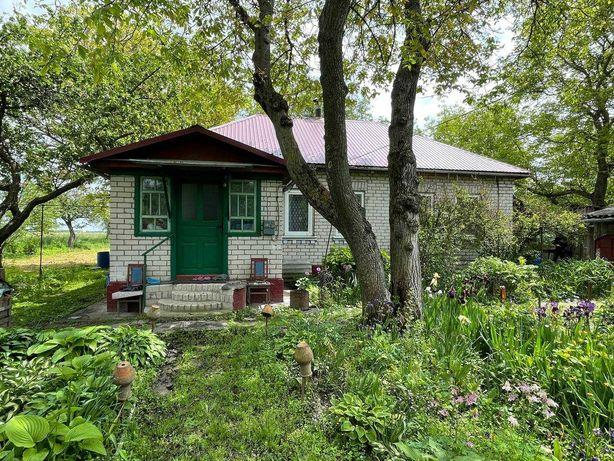 Дом в селе Гарбузин, Козелецкий район