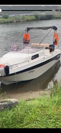 "Łódz motorowa 53 C ''CABIN"" rok 2021"