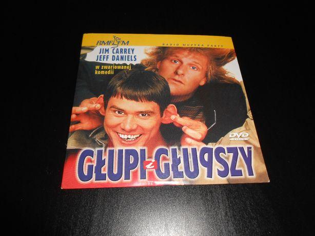 Głupi i Głupszy - Film DVD