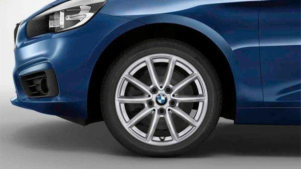 """x4 Jantes 16"""" 5x112 BMW Serie 2 F45 F46 VW GOLF Audi"""