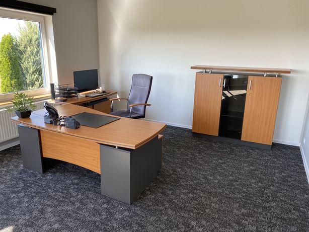 Meble biurowe gabinet