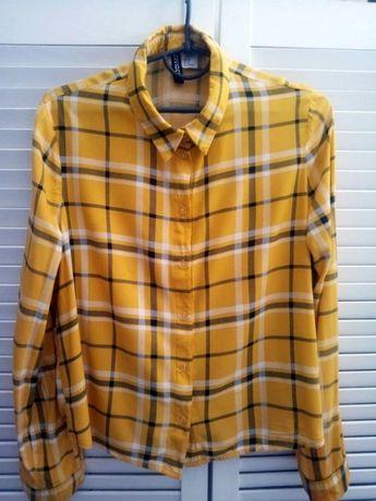 рубашка на девочку H&M. рост 158