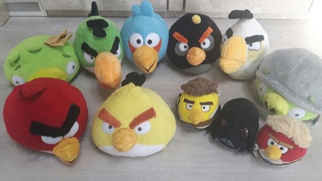 Angry Birds pluszaki 11 szt.
