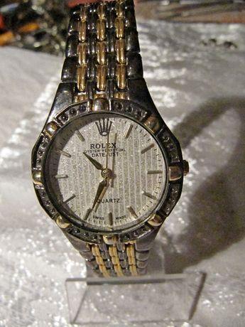 Часы ROLEX в коллекцию, 2006 года выпуска, новые, кварцевые