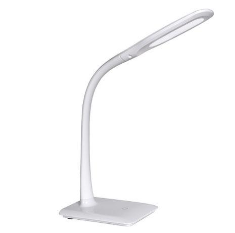 настільна лампа Delux TF-110 7Вт біла, LED , сенсорна