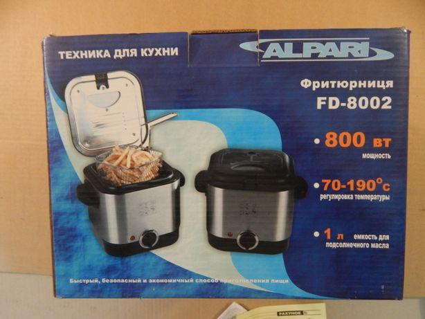 Фритюрница Alpari FD-8002