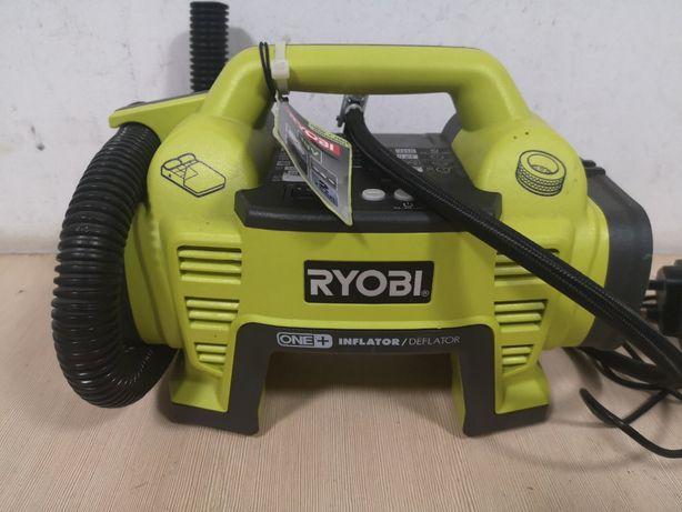 Компрессор автомобильный аккумуляторный RYOBI R18I-0