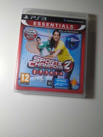 Gra PS3 Sport champions 2