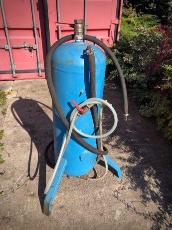 Piaskarka Syfonowa 65 L Zbiornik LPG STAKO ciśnienie 2/3,0 MPa