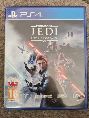 Star Wars Jedi Upadły Zakon Gra na PS4